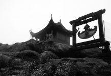 chùa đồng yên tử