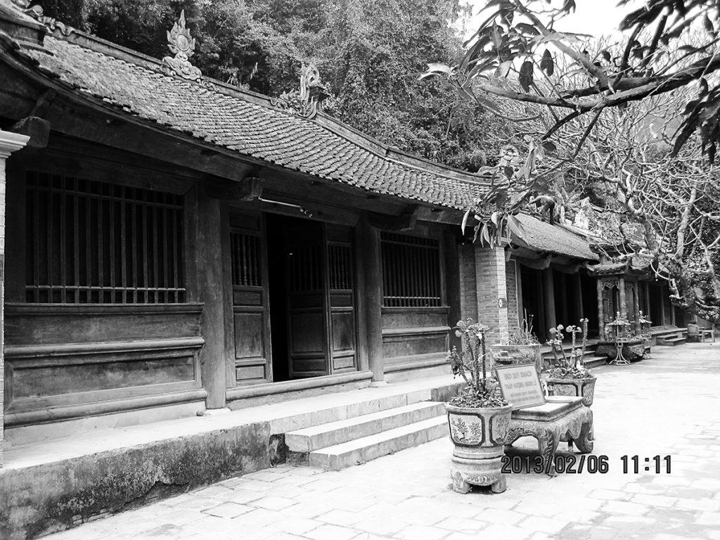Chùa Giải Oan - Yên Tử