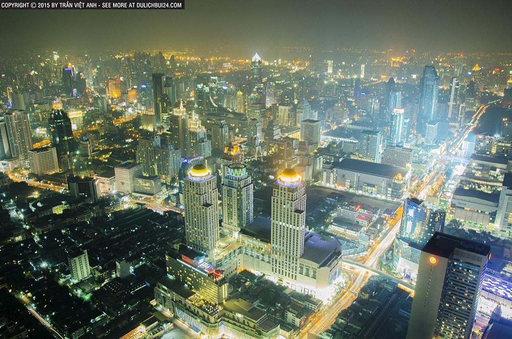 kinh nghiệm du lịch bangkok thái lan tự túc