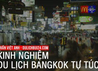 kinh nghiệm du lịch bangkok tự túc