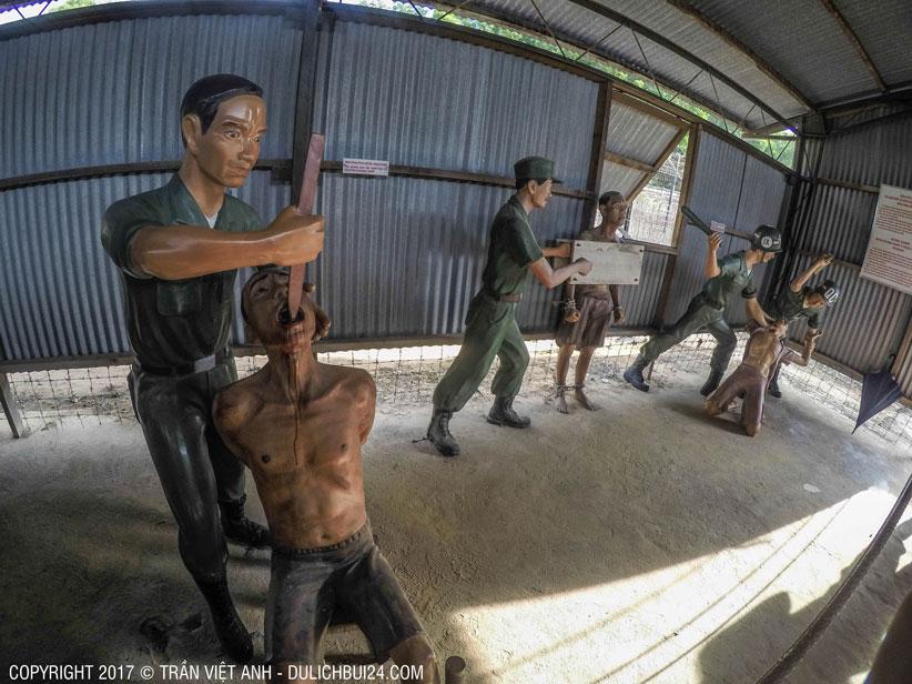nhà tù phú quốc - lịch trình du lịch phú quốc