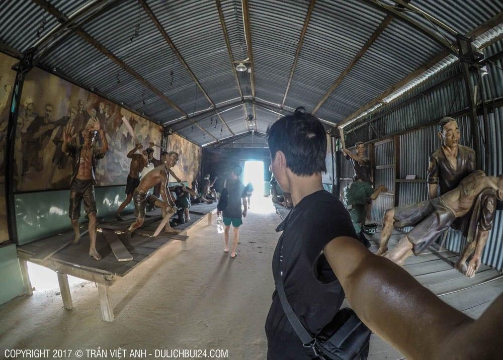 lịch trình du lịch phú quốc - nhà tù phú quốc