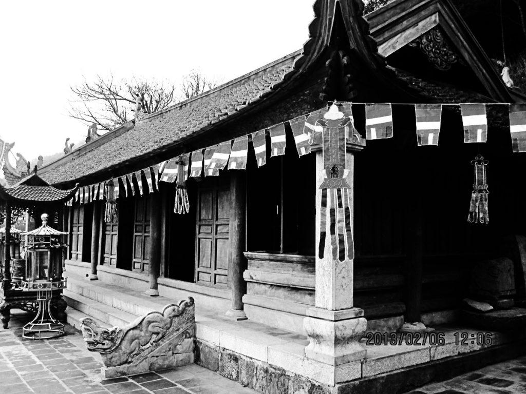 Chùa Hoa Yên - Yên Tử