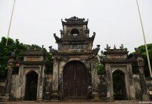 chùa chuông hưng yên phố hiến xưa