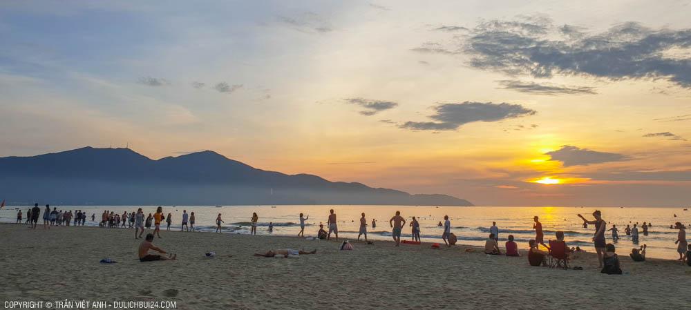 Địa điểm du lịch đà nẵng biển mỹ khê