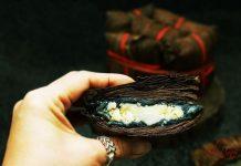 bánh gai ninh giang đặc sản hải dương thơm ngon