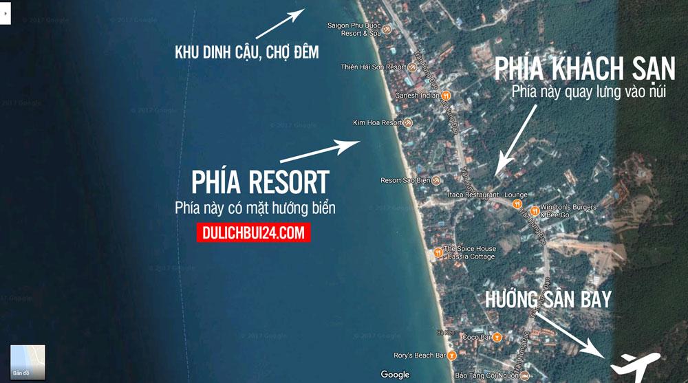 đi Phú Quốc nên ở khách sạn nào