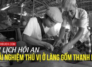 Làng gốm Thanh Hà Hội An