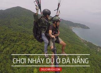 Nhảy dù ở Đà Nẫng