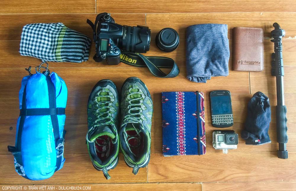 đi du lịch Sapa cần chuẩn bị những gì