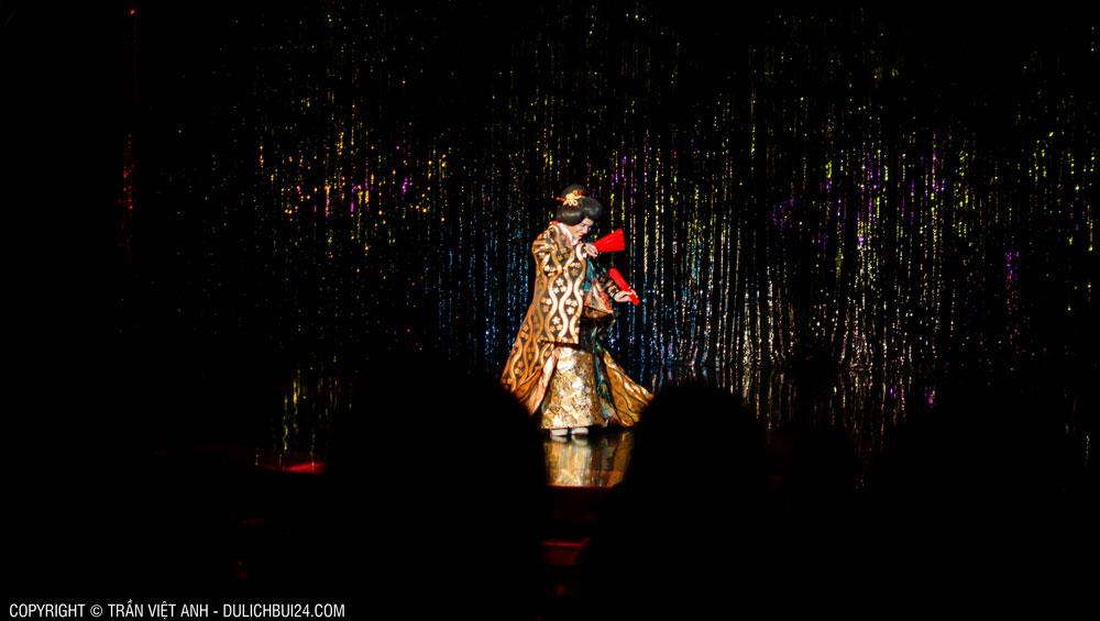 calypso carabet show bangkok