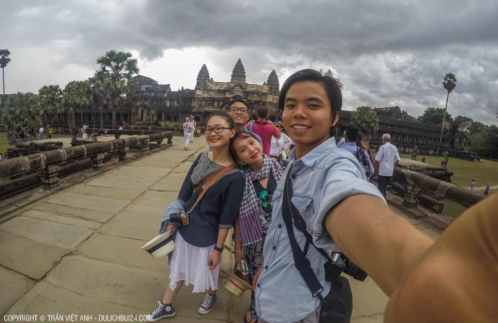 kinh nghiệm du lịch siem riep