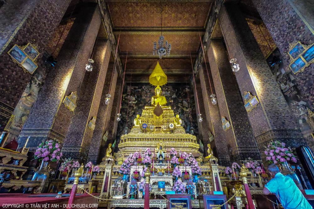 lịch trình du lịch bangkok tự túc