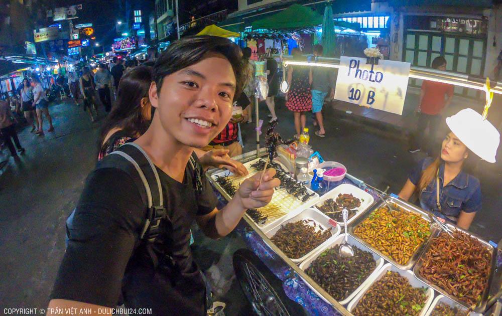 review lịch trình du lịch bangkok tự túc