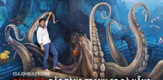 bảo tàng art in paradise đà nẵng