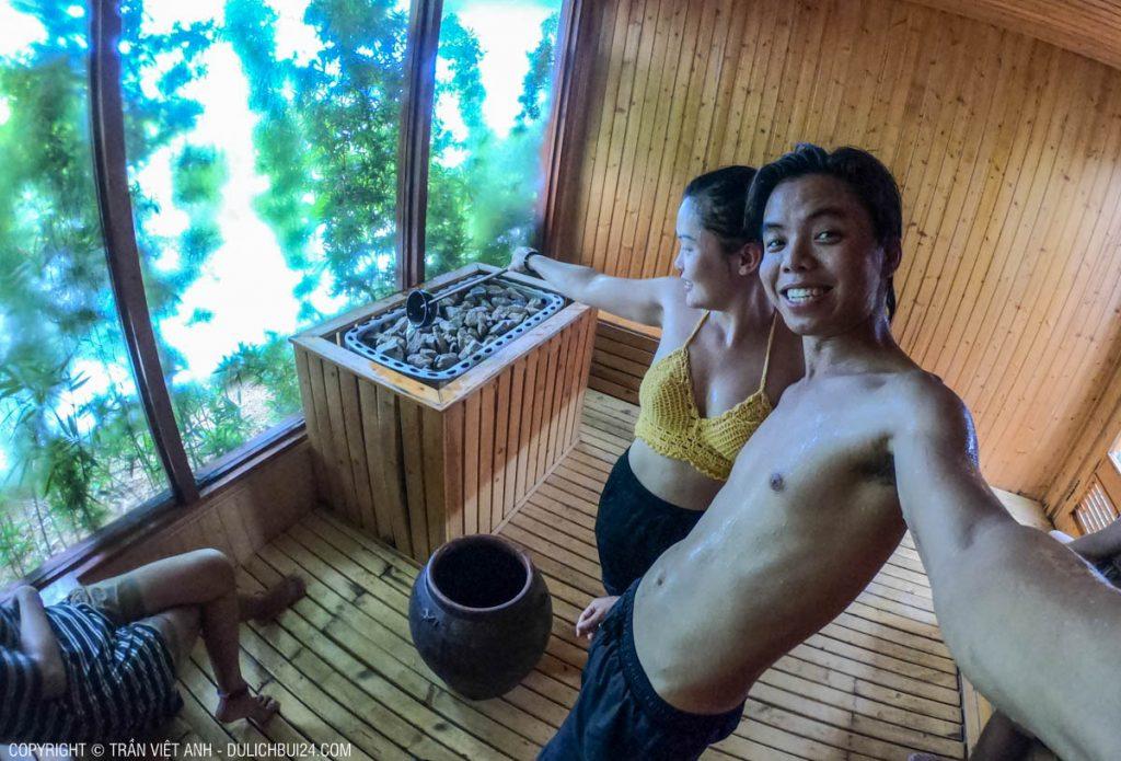 review tour núi thần tài 1 ngày