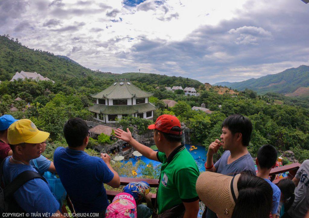 Khu du lịch suối khoáng nóng Thần Tài Đà Nẵng