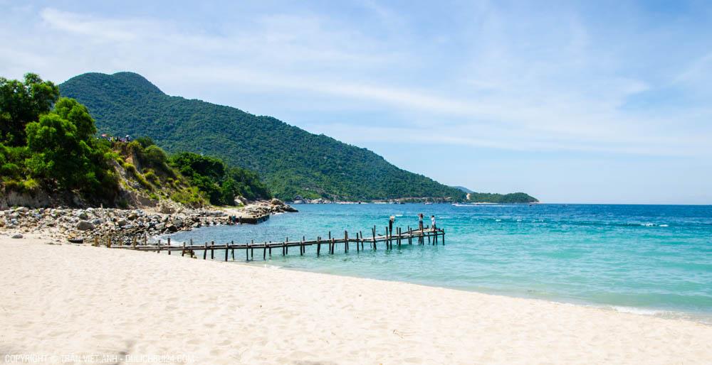 các địa điểm du lịch Đà Nẵng - đảo cù lao chàm