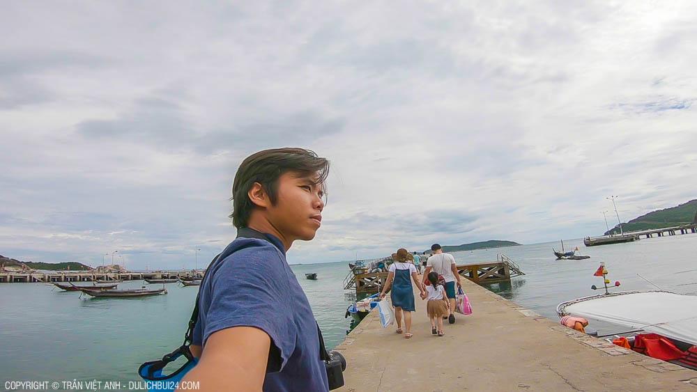 review tour cù lao chàm 1 ngày