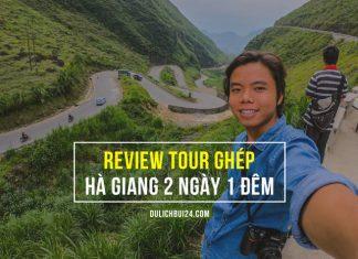 Tour ghép Hà giang 2 ngày 1 đêm