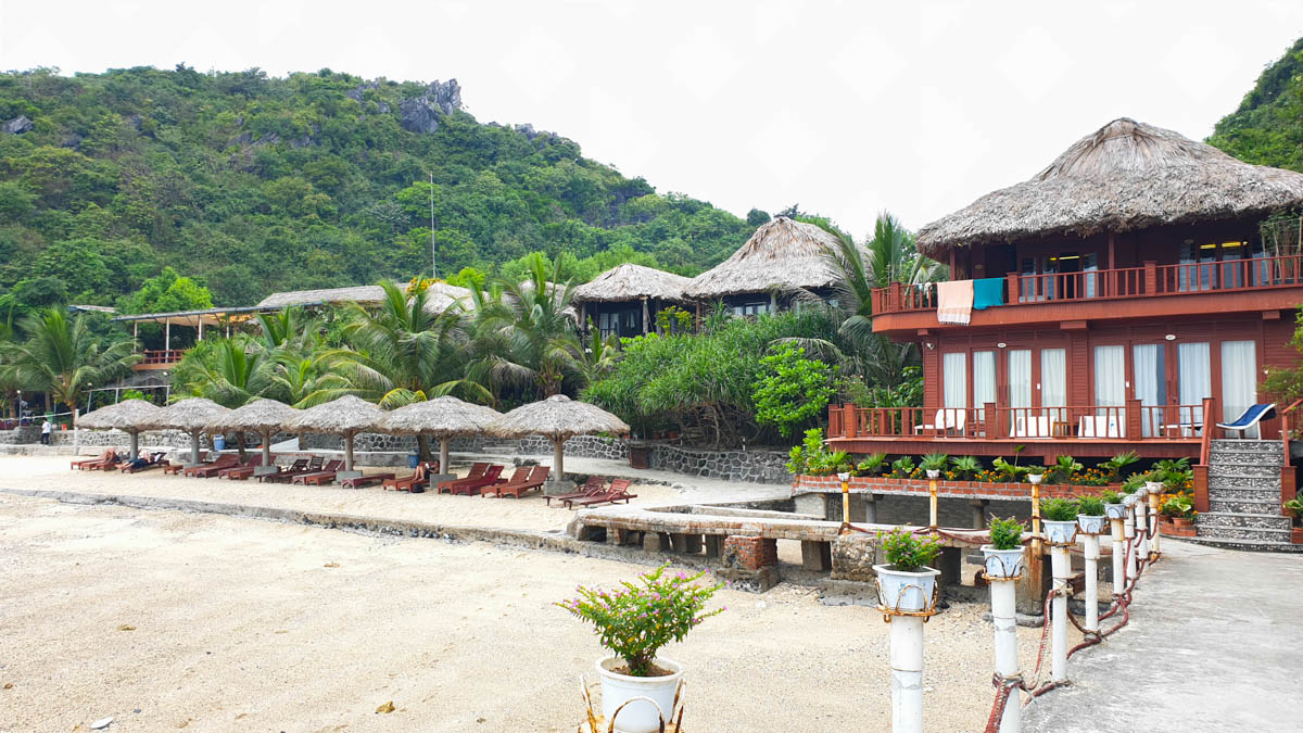 Review monkey island resort