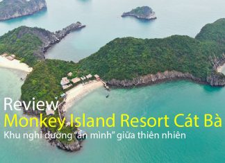 Review monkey island resort cát bà