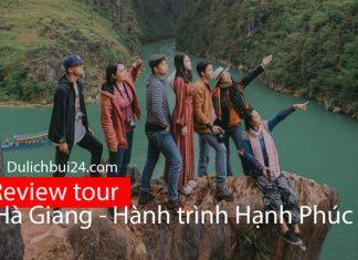 Review tour Hà Giang 2 ngày 1 đêm 2020