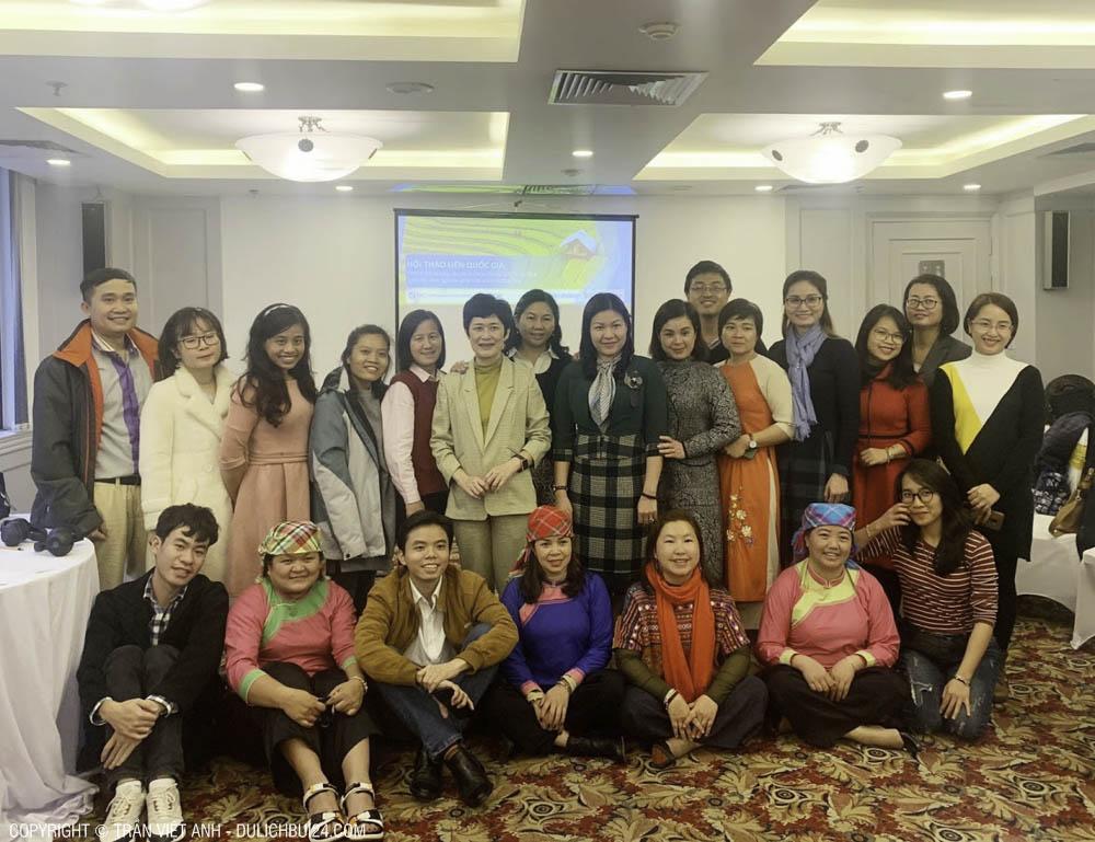 Hội thảo du lịch cộng đồng Việt Nam và Thái Lan