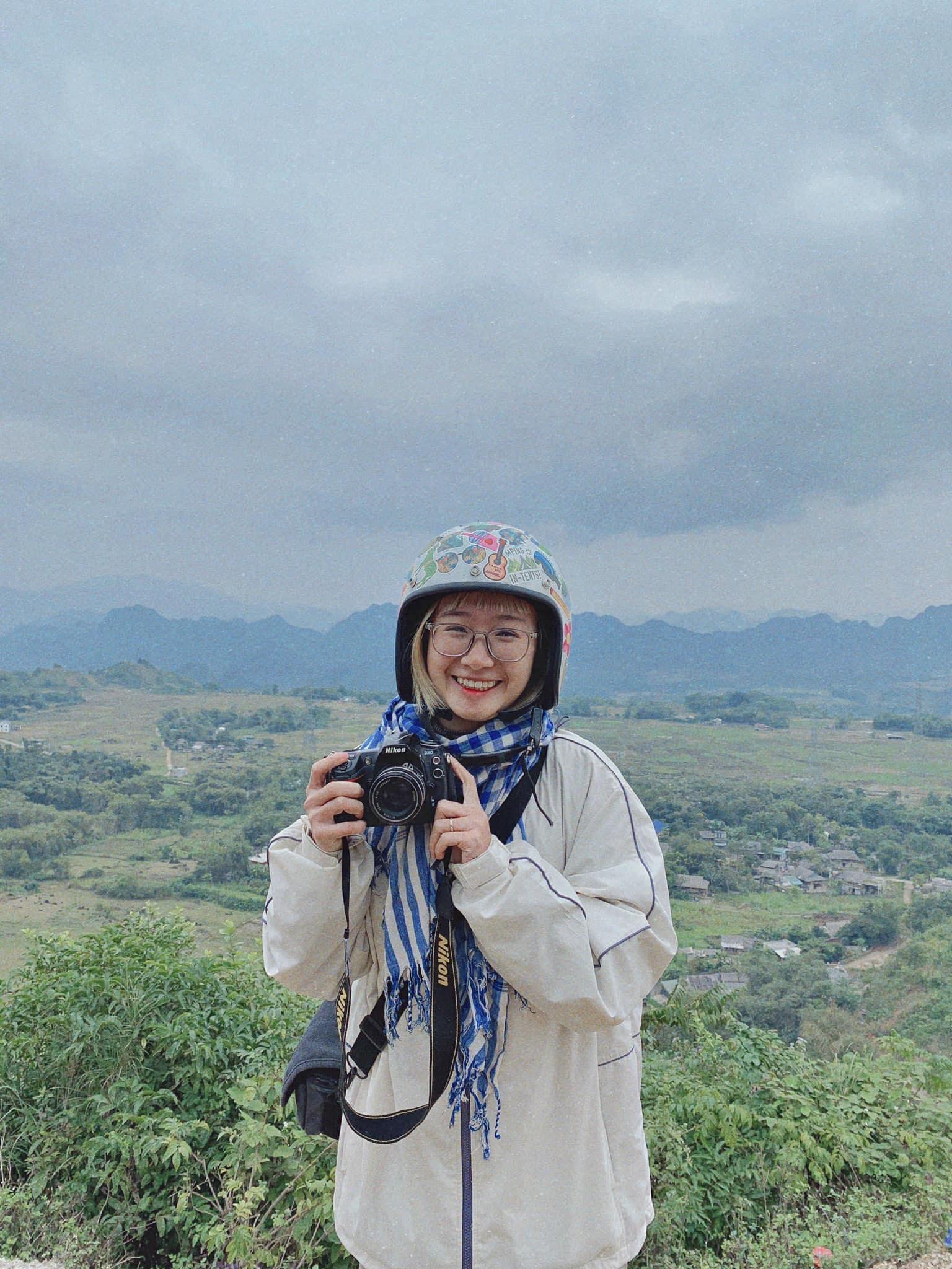 Trang Chu, mẹ bỉm sữa đam mê du lịch