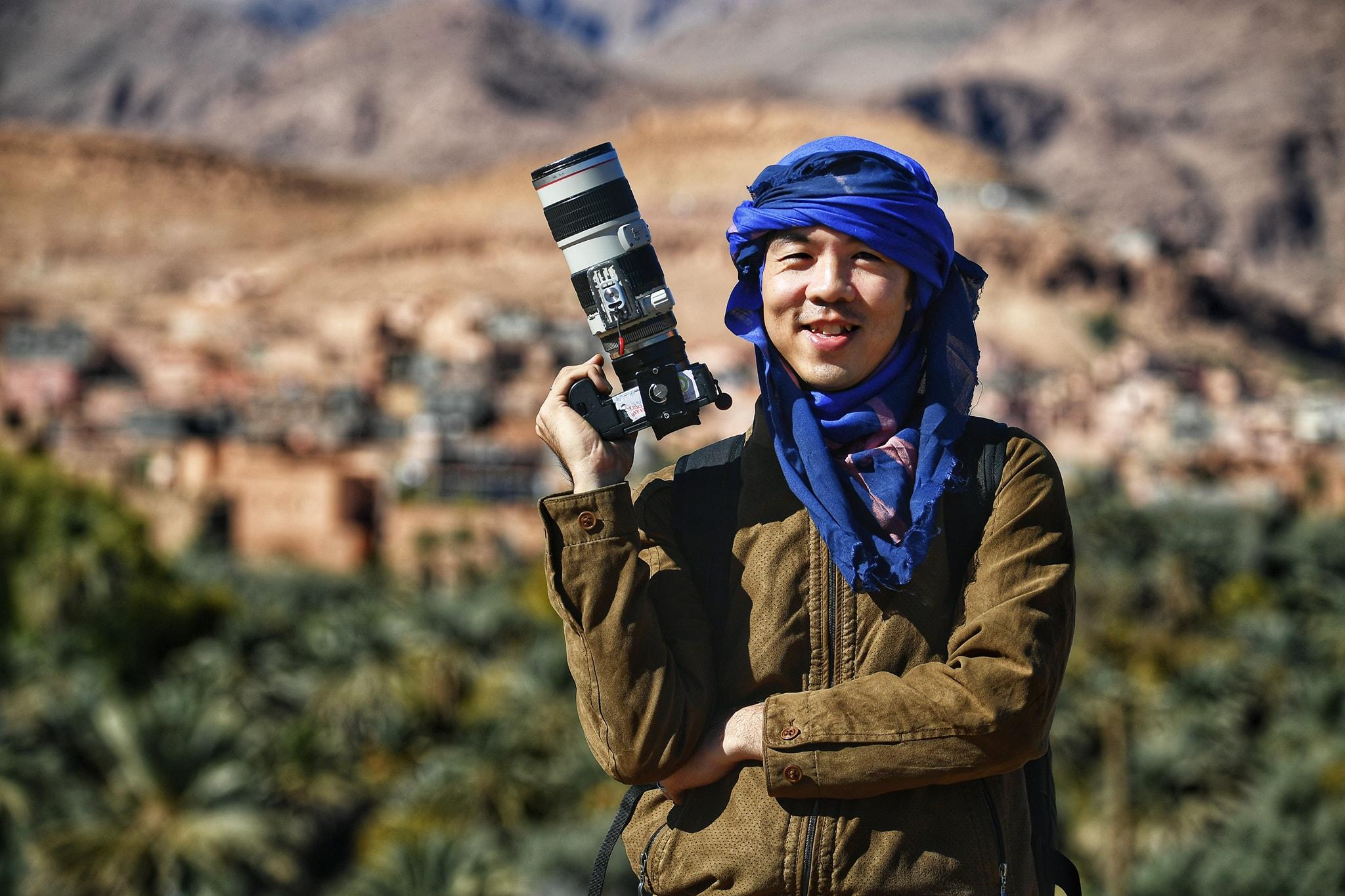 Blogger du lịch Quỷ Cốc Tử