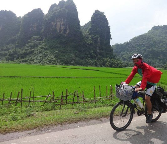 travel blogger trần việt anh dulichbui24