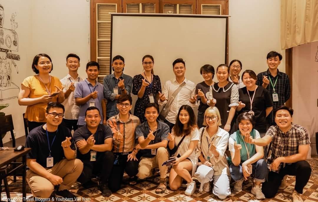 Workshop trở thành travel blogger 1
