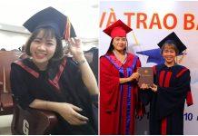 tốt nghiệp Đại học, Đại học Ngoại Ngữ